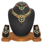 Vendee Fashion Latest Indian Jewellery Necklace Set (8479)