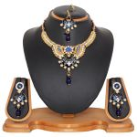 Vendee Fashion Imitation Costume Necklace Set (8480)