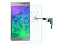 Premium Tempered Glass Screen Protector For Samsung Galaxy Alpha G8508s