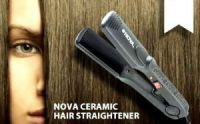 Electric Hair Straightener Free Gift