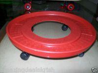 Buy 1 Get 1 Free Lpg Cylinder Plastic Trolley.