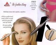 Feather King Eye-brow Trimmer Shaper Shaver/ Painless Hair Remover