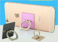 Set Of 3 Rotation 360-degree Ring Stand Mount Holder Hook Stand For Mobile Phone