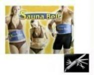 Combo Offer Sauna Belt 11 In 1 Army Knife