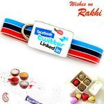 Aapno Rajasthan Kids Social Network Motif Rakhi - Rk17748