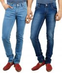 Set Of 2 Hooker Stylish Denim