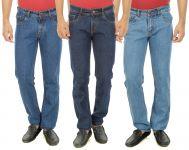 Stylox Mens Set Of 3 Regukar Fit Denim - ( Product Code - Dn-6007-8-9-3dnm )