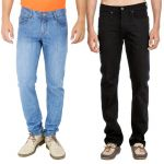 Stylox Set Of 2 Denim Jeans For Men _code(3.2_3)
