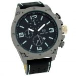 Edwin Clark Analog Chronograph Watch For Men With Date Display - Mw-051