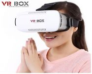 Vr Box Google Cardboard Inspired Virtual Reality 3d Glasses - Vr3dgc