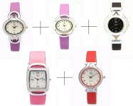 Diwali Special Combo Offer!!! For Five Lr Analog Watch For Women - Lwcm016