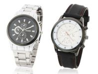 Buy 1 Get 1 Free - Designer Mens Stylish Wrist Watch Mw008