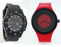 Buy 1 Get 1 Free - Designer Mens Stylish Wrist Watch Mw016