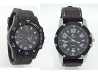 Buy 1 Get 1 Designer Mens Stylish Wrist Watch Mw033