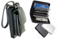 Buy 1 Cell Phone Credit Card Wallet Get 1 Free Aluma Data Sure Wallet