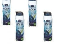 Lock&lock Aqua Easy Grip Water Bottle Set, 1.2 Litres, Set Of 4