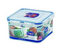 Lock&lock Classics Square Food Container, 1.2 Litres