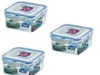 Lock&lock Classic Square Food Container, 420 Ml