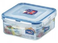 Lock&lock Classics Square Food Container, 600ml