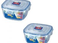 Lock&lock Zen Square Nestable Container 950ml