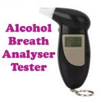 Gadget Hero Alcohol Breath Analyser Tester