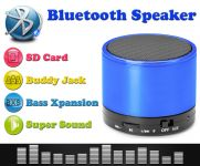 Portable Wireless Mini Bluetooth Speaker With Mic, Aux &tf Card Input , 45w