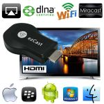 Ezcast WiFi Dlna / Miracast / Airplay Media Sharing Hdmi Adapter
