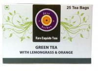 Green Tea With Lemongrass & Orange - 30 Tea Bags (incl 5 Extra)
