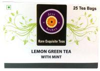 Lemon Green Tea With Mint 30 Tea Bags (incl 5 Extra)