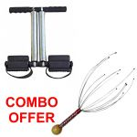 Deemark Combo Of Tummy Trimmer With Bokomo