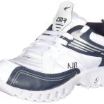Camro Sports Running Shoes For Men - ( Product Code Camro-white-blue1 )