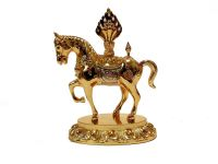 Feng Shui High Quality Metal Horse For Victory, Fame And Luck