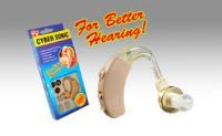 Cybersonic Hearing Aid For Better Hearing