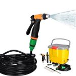 New Portable Automatic Car Washer Powerful Spray