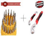 Buy Jackly 31 In 1 Screwdriver Set Magnetic Toolkit With Snap N Grip Multip