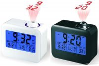 Digital LCD Weather Temperature Talking Projection Alarm Clock - Tlkgpc