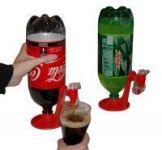 Abelestore Cold Drink Coke Fizz Dispenser Saver Refrigerator Drinking Stand