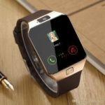 Dz09 Smartwatch Phone For Android Ios Bluetooth, Camera, Sim, Memory Slot - Assorted Color