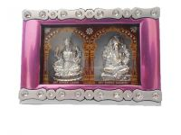 Gci Purple Metal Ganesha Laxmi