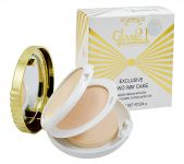 Glam 21 Exclusive Two Way Cake Powder With Liner & Rubber Band -aaoa-(code-gm-8868-cmptpdr-lt28-m-eylnr-fl)