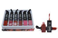Glam 21 Professional Lipgloss & Lipstick Pack Of 6 Pcs-pgrh-f-(code - Gm-f1035-f-6pcs-lpsk-lt32-ws)