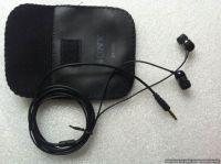 Sony Ex 200 Earphones Headset Headphones In Pouch Good Quality Sound