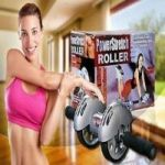 Ab Wheel Power Stretch Roller Ab Roller Slider For Abdominal Exercises