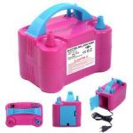 Portable-high-power-two-nozzle-color-air-blower-electric Balloon Inflator Pump