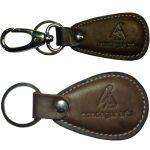 Sondagar Arts Genuine Leather 2 Key Chain Combo Csak20