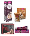 St.john-vijohn Women Care Kit (hair Remover Sandal & Fast Glow Fairness Cream & Body Butter & Perfume Dare Davil)-(code-vj452)