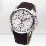 Imported Tissot Couturier T035.617.16.031.00 Chronograph Men Wrist Watch