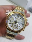 Imported Casio Edifice Efr 539 Wfg Luxury Watch For Men