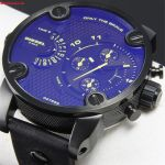 Diesel The Daddie Analog Chronograph Blue Dial Watch For Men - Dz7257