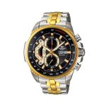 Casio Round Black Metal Watch For Men_code-ed439